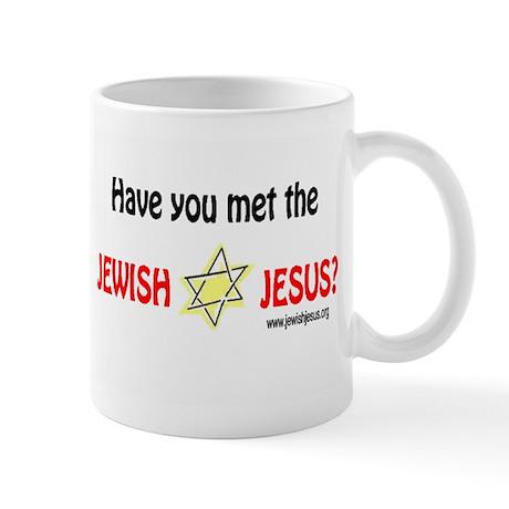 Jewish Jesus Mug