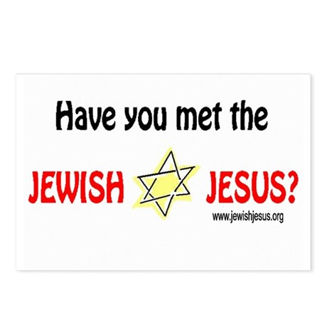 Jewish Jesus Postcards (Package of 8)