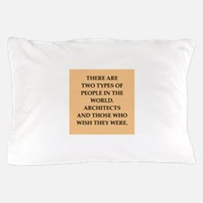 architect Pillow Case