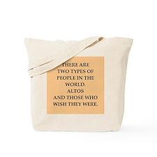 ALTOS Tote Bag