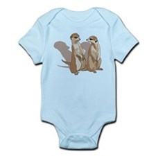 two suricates... Onesie