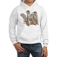 two suricates... Jumper Hoody