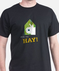 Snuffy Seize the Hay T-Shirt