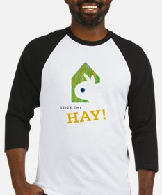Snuffy in Seize the Hay! Baseball Jersey