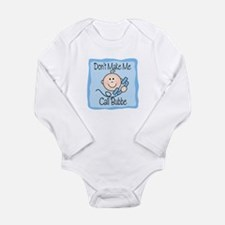 Call Bubbe Body Suit