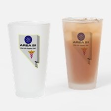 Alien Life Support Drinking Glass