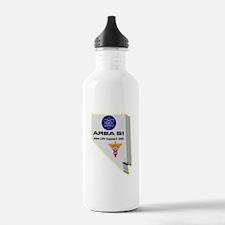Alien Life Support Water Bottle