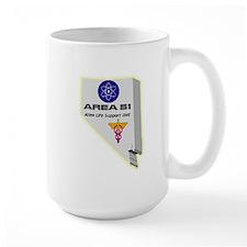 Alien Life Support Mug