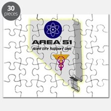 Alien Life Support Puzzle