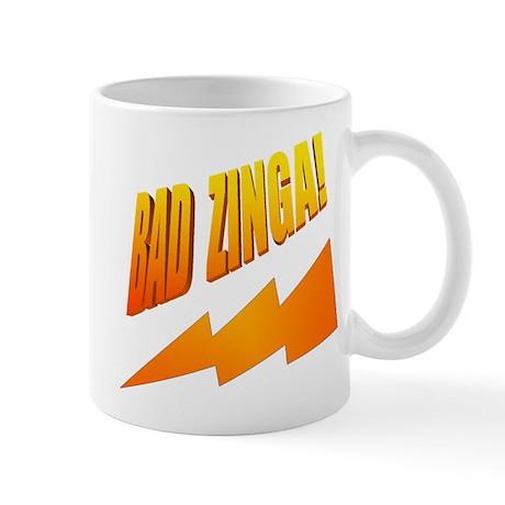 Bad Zinga Mug
