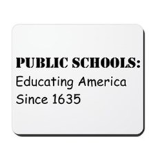 Public Schools: Educating America Since 1635 Mouse