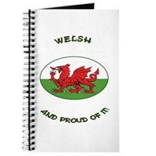 ...Welsh And Proud... Journal