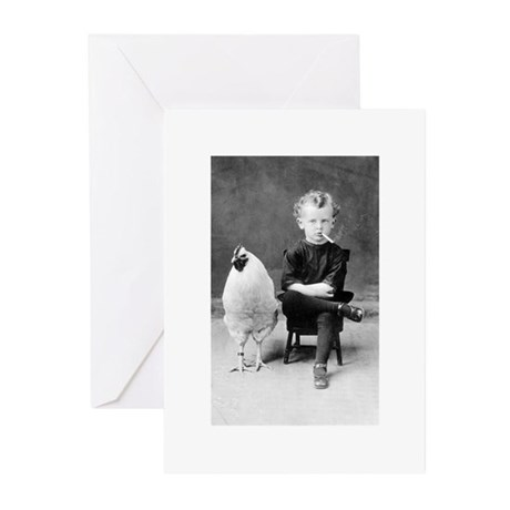 Miss You Greeting Cards (Pk of 20)