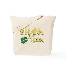 Sham Rock Tote Bag
