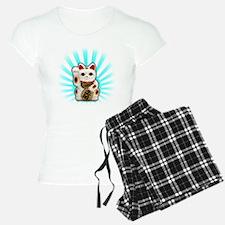Lucky Cat (Maneki-neko) Pajamas