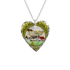 Great Seal of Nevada Necklace