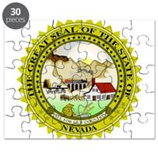Great Seal of Nevada Puzzle