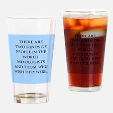 mixologist Drinking Glass