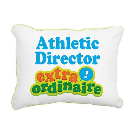 Athletic Director Extraordinaire Rectangular Canva