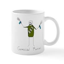Germicidal-Maniac Mugs