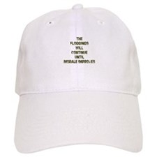 The Floggings will Continue u Baseball Cap