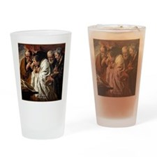 The Four Evangelists Drinking Glass