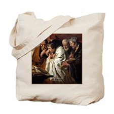 The Four Evangelists Tote Bag