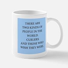 curler Mug