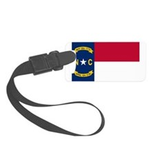 Flag of North Carolina Luggage Tag