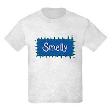 SMELLY Kids T-Shirt