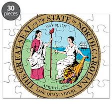 Great Seal of North Carolina Puzzle