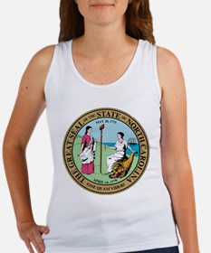 Great Seal of North Carolina Women's Tank Top