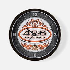 426 HEMI Wall Clock