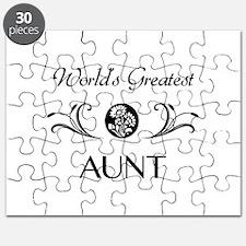 World's Coolest Auntie Puzzle