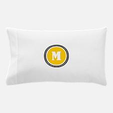 Yellow Pillow Case