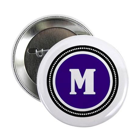 "Purple 2.25"" Button (100 pack)"
