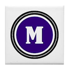 Purple Tile Coaster