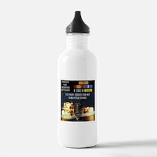 USS NEW JERSEY (BB-62) Water Bottle