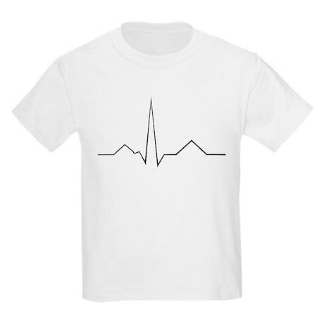 heartbeat Kids Light T-Shirt