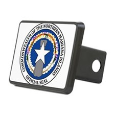 Seal of Northern Mariana Islands Hitch Cover