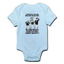 Someone's Gonna Get It Funny T-Shirt Infant Bodysu
