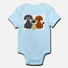 POODLE Infant Bodysuit