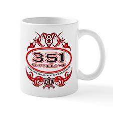 351 Cleveland Mug
