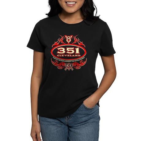 351 Cleveland Women's Dark T-Shirt