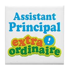 Assistant Principal Extraordinaire Tile Coaster