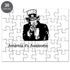 America It's Awesome Puzzle