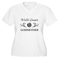 World's Greatest Godmother T-Shirt