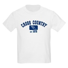Cross Country Est. T-Shirt