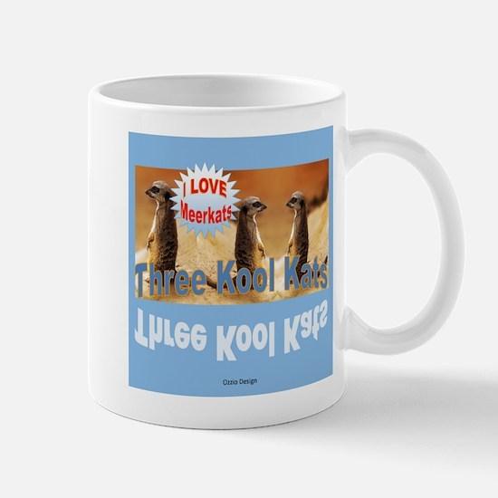 Three Kool Kats Mug