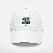 Cornhole Country Baseball Baseball Cap